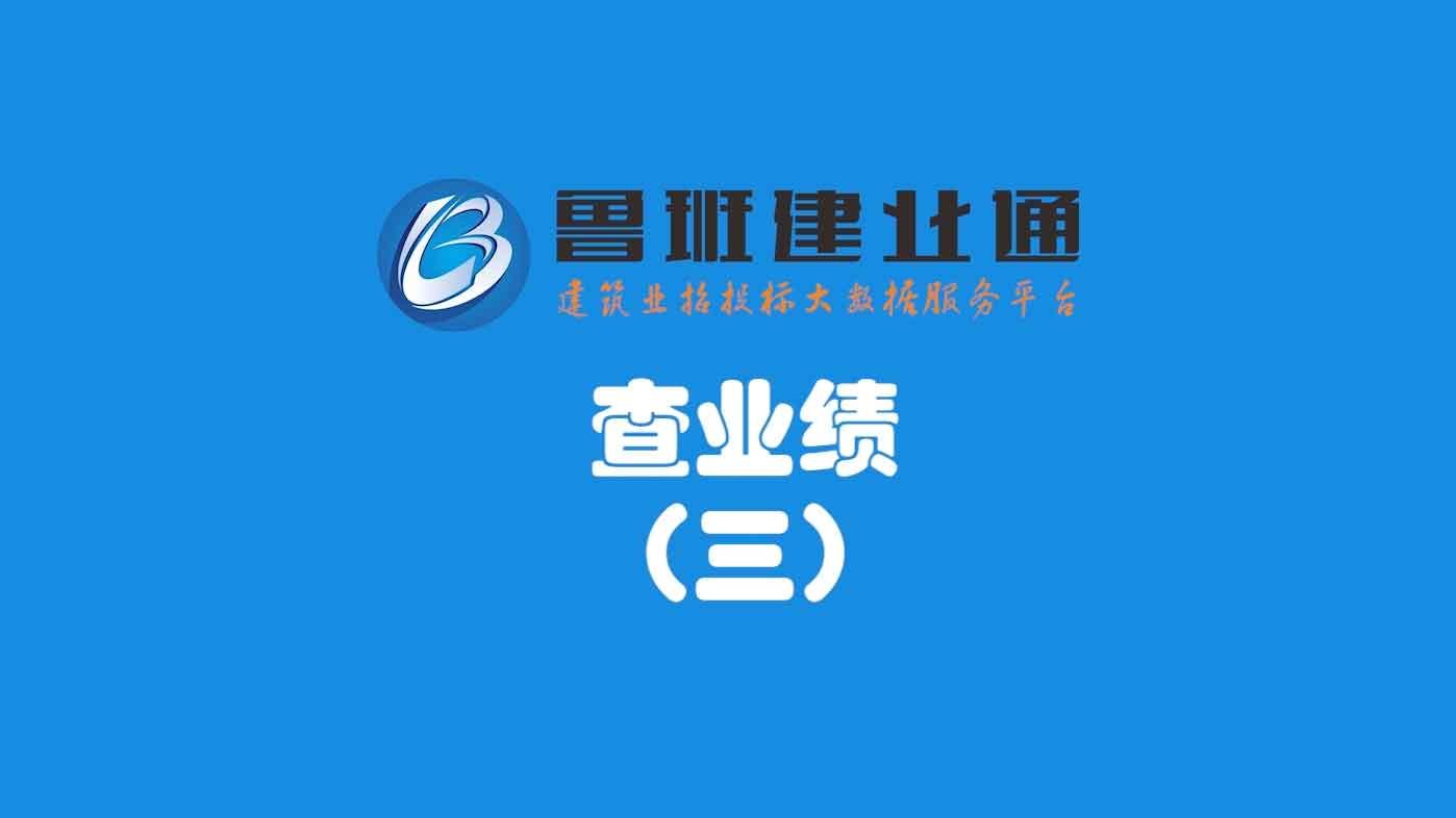 15.鲁班乐标-查业绩(三)